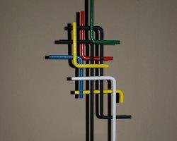 Dedicato a Mondrian - Daniele Bianchi - Calcinaia 2017
