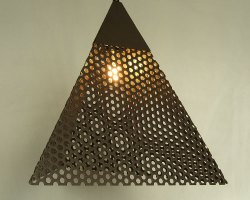 Piramide Luminosa - Daniele Bianchi