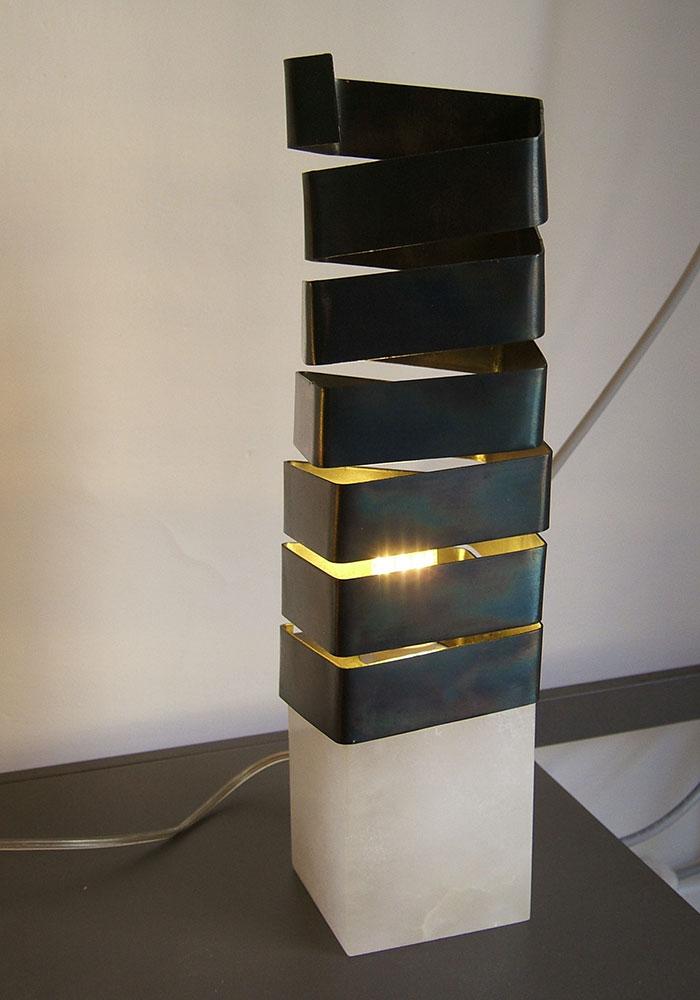 Spirale quadrata - Daniele Bianchi