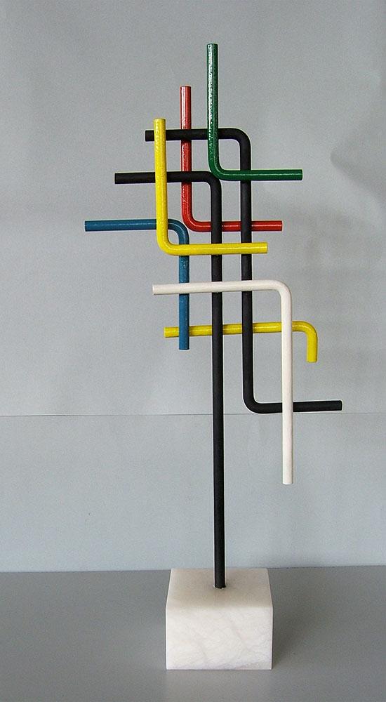 Dedicato a Mondrian - Daniele Bianchi